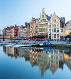 Ferries entre la Belgique et l'Angleterre