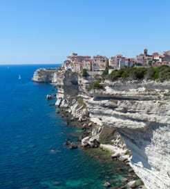Ferries vers la Corse