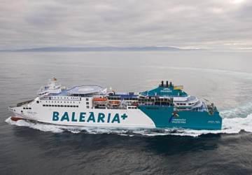 Commentaire du ferry martin i soler de balearia et for Oficina balearia ibiza