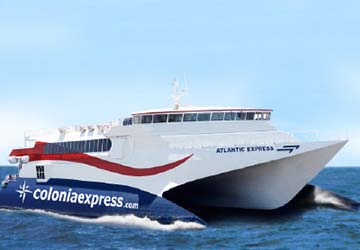 colonia_express_atlantic_express