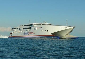 Condor Ferries R 233 Servation Horaires Et Billets De Ferry