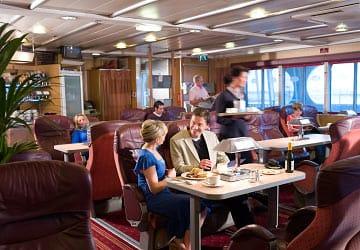 Commentaire Du Ferry Condor Vitesse De Condor Ferries Et