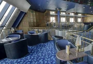 Commentaire du ferry mega smeralda de corsica sardinia ferries et description du navire - Nice bastia bateau ...