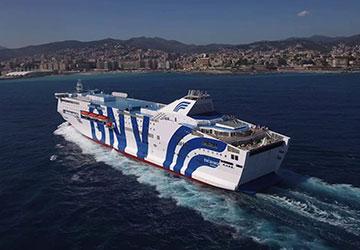 bateau tunisie vers palerme
