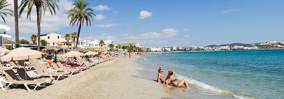 Nos 6 Plages Préférées à Ibiza 2018